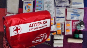 Какой должна быть автомобильная аптечка с 1 января: состав и цены на медикаменты