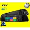 Гибрид Видеорегистратор и Gps навигатор  зеркало XPX ZХ868 M