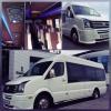 Микроавтобусы от 6 до 20 мест.   Представительские седаны и внедорожники.   Трансфер.   Бизнес такси