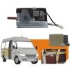Электропривод двери для микроавтобуса