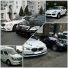 Свадебные авто.  BMW 7,  Mercedes W221,  Audi A8 в Минске.  Микроавтобусы и внедорожники и лимузины.  Кортеж,  Бизнес такси